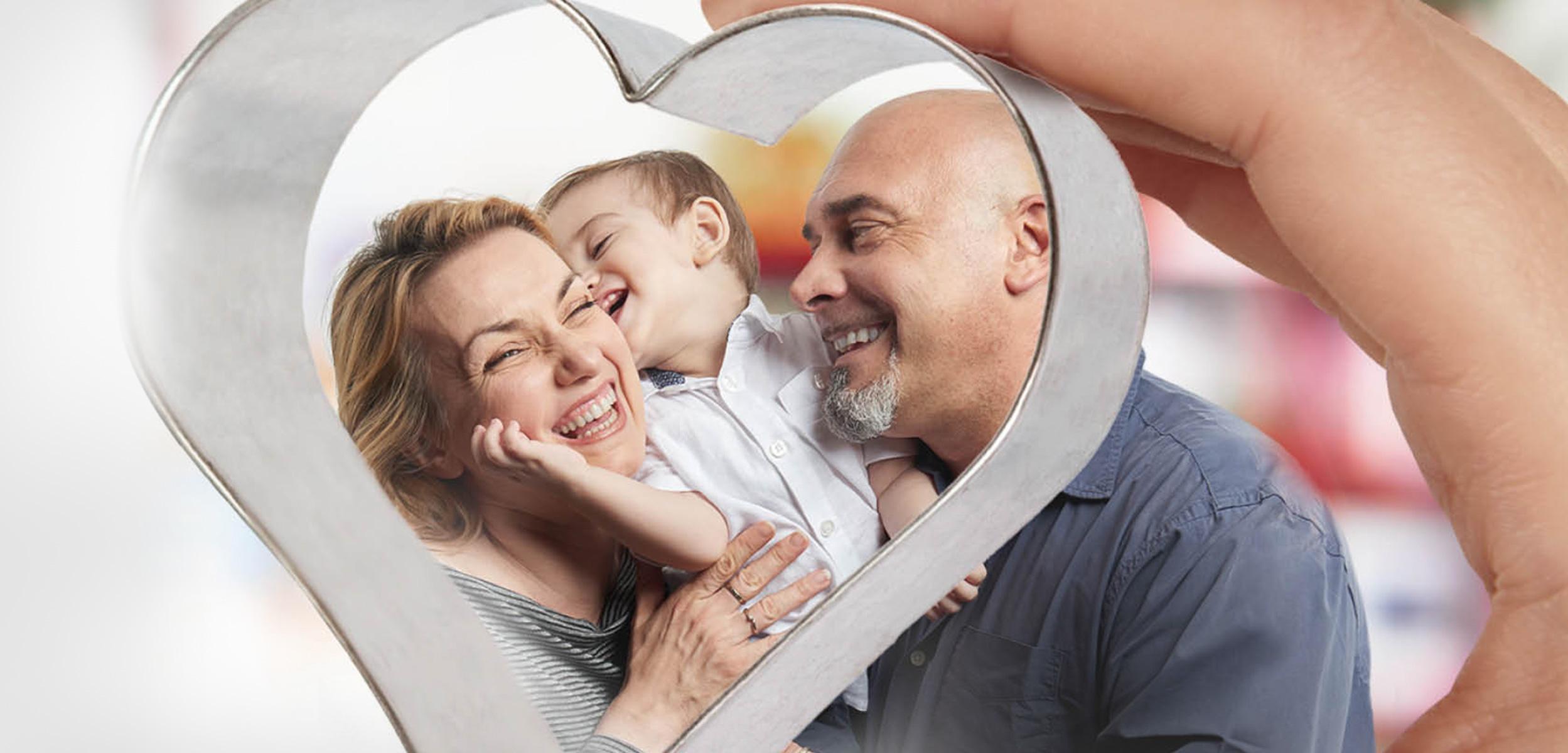 Foto famiglia Nicolò