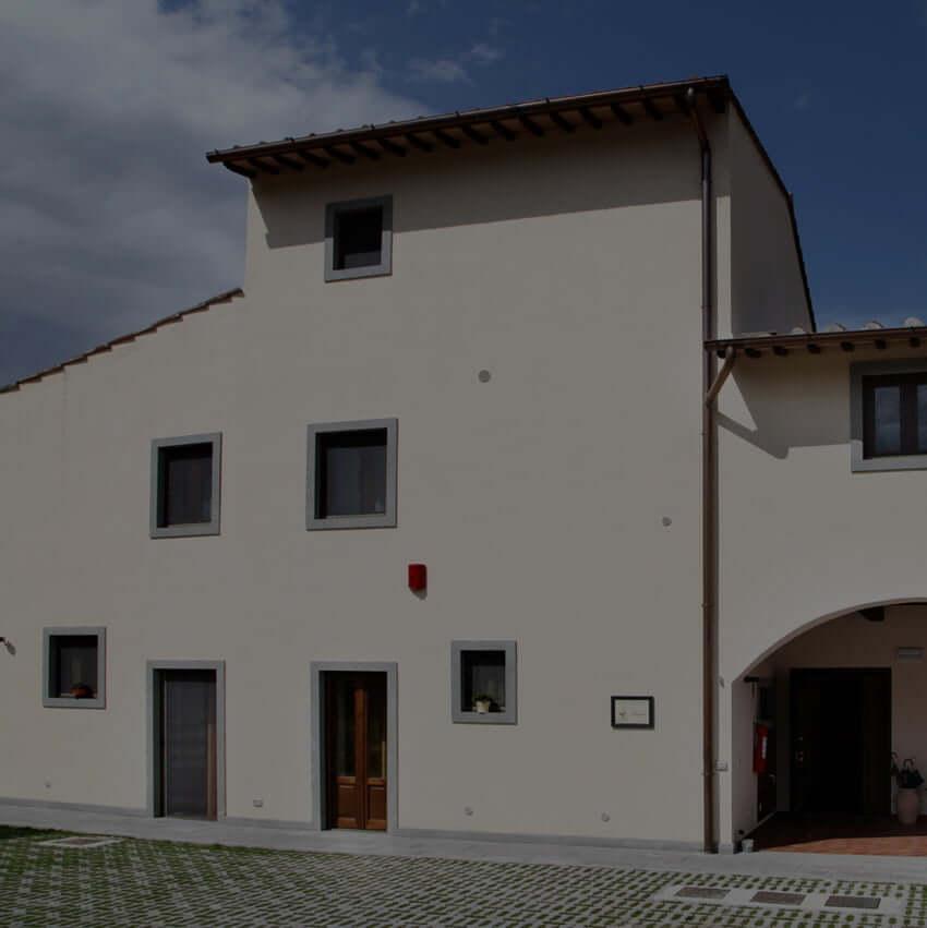 Casa ronald Mc Donald's Firenze