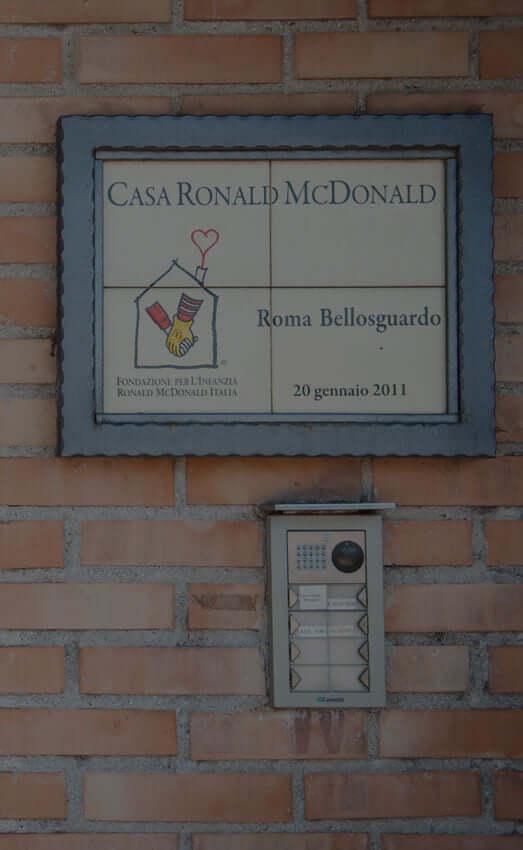 Casa Ronald Roma Bellosguardo