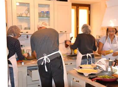 Cucina Casa Ronald
