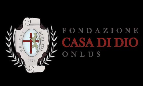Logo casa di Dio