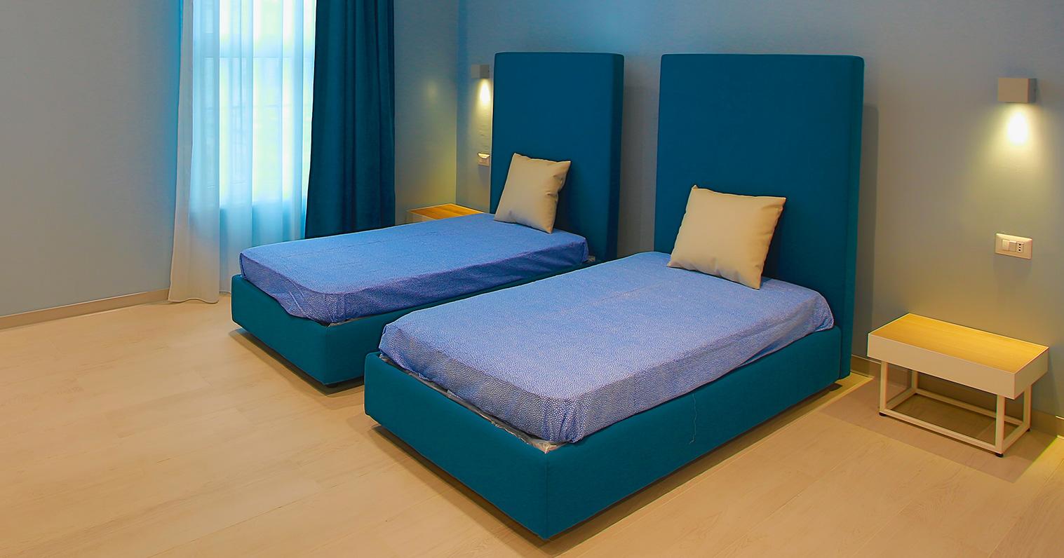Camera da letto per la Ronald McDonald