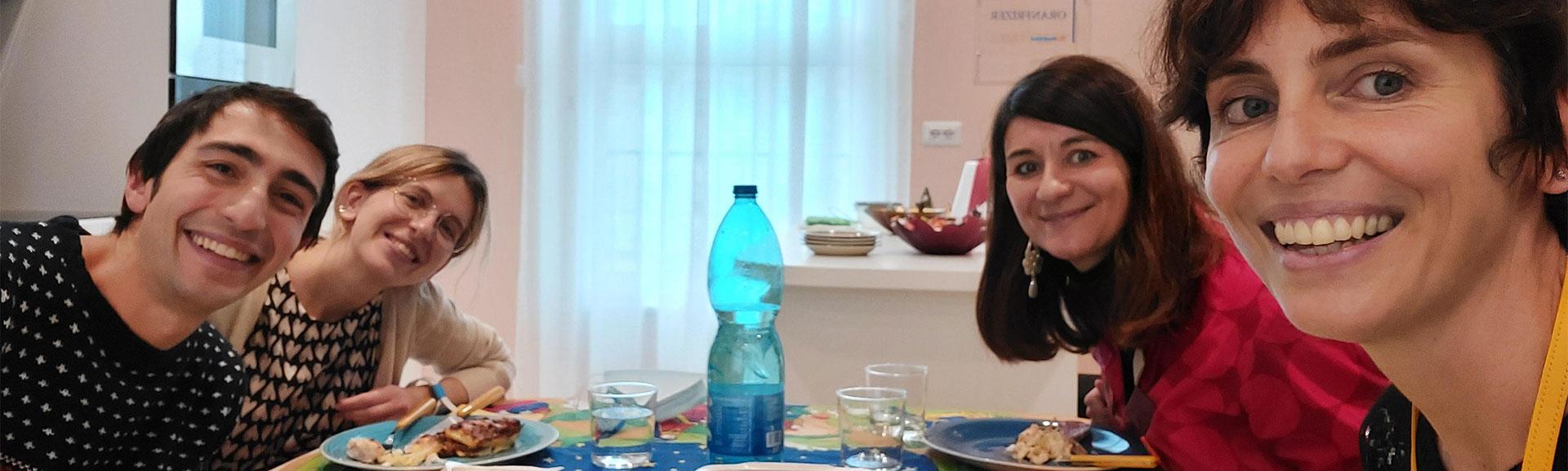 storia di rosaria coordinatrice della Family Room di Milano