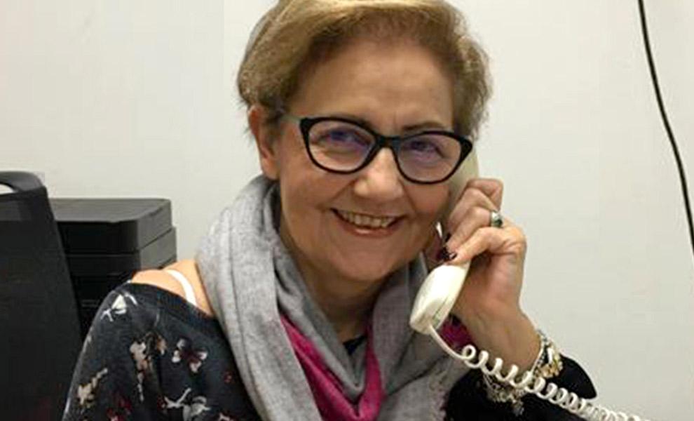 Storia di Bruna, volontaria di Casa Ronald Roma Bellosguardo