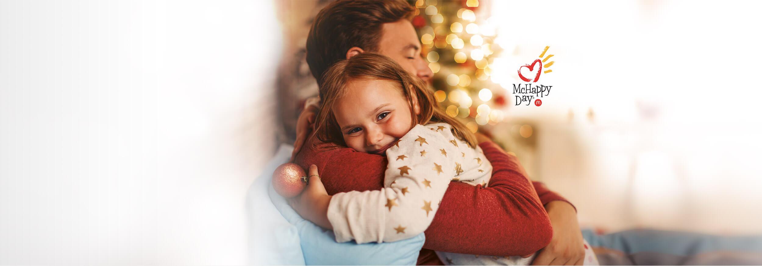 Durante le feste il dono più grande è stare insieme.
