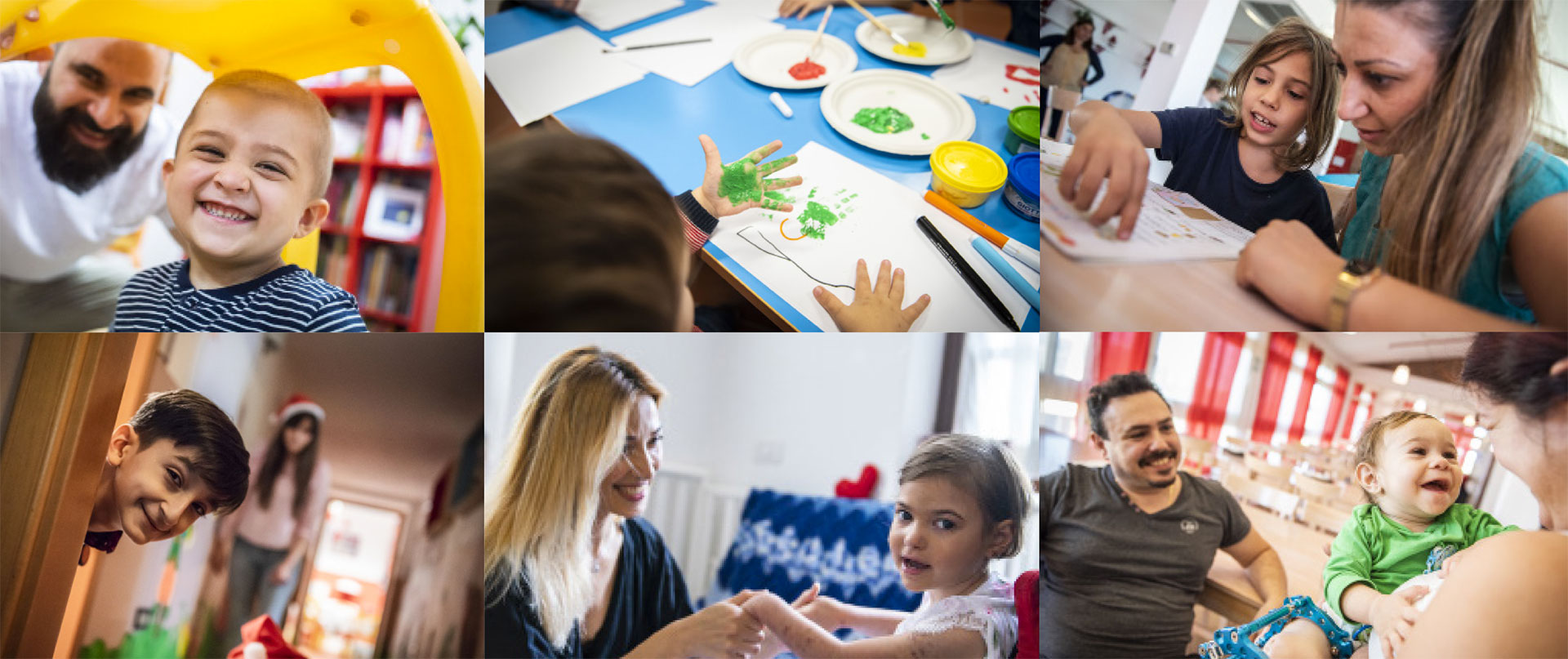 Essere nostro partner significa condividere la mission della più importante realtà<br> nell'accoglienza delle famiglie con bambini in cura lontano da casa.