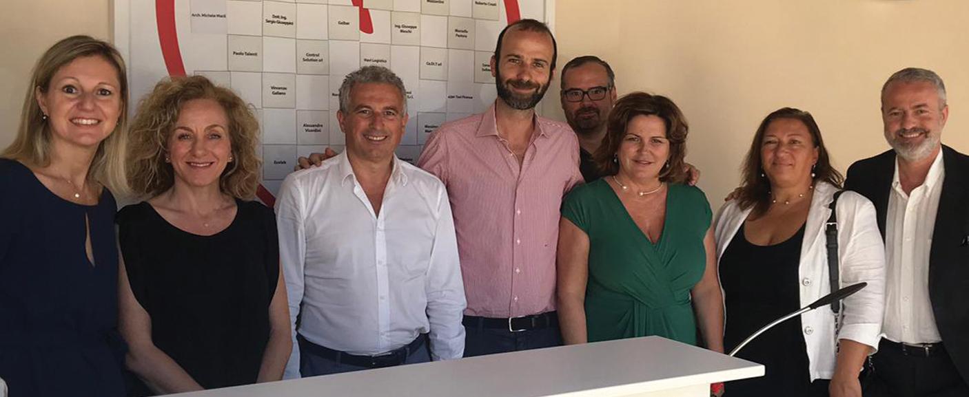 La nuova reception di Casa Ronald Firenze