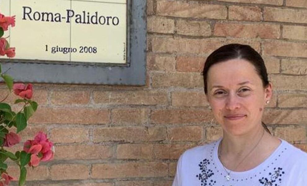 Storia di Sonia (nella foto a destra), direttrice del ristorante McDonald's di Busto Arsizio (VA) in visita a Casa Ronald Roma Palidoro