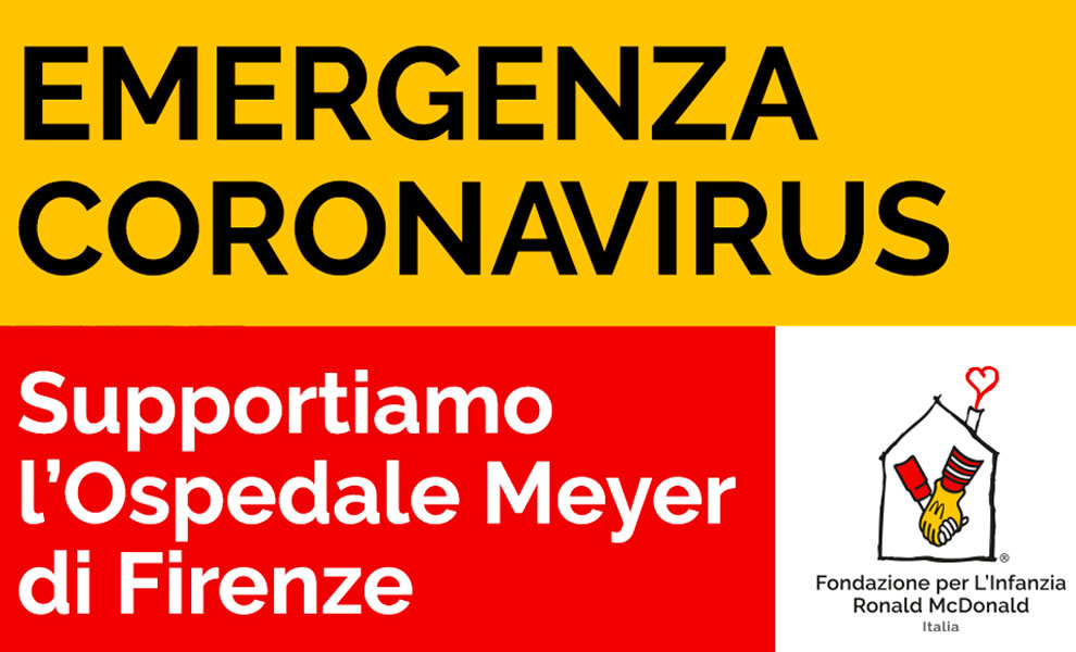 Ancora più vicini all'Ospedale Meyer di Firenze